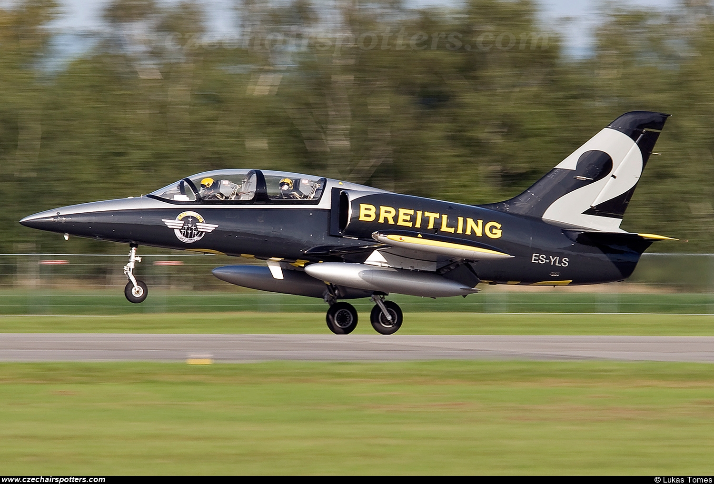 Breitling Jet Team – Aero L-39C Albatros EY-YLS