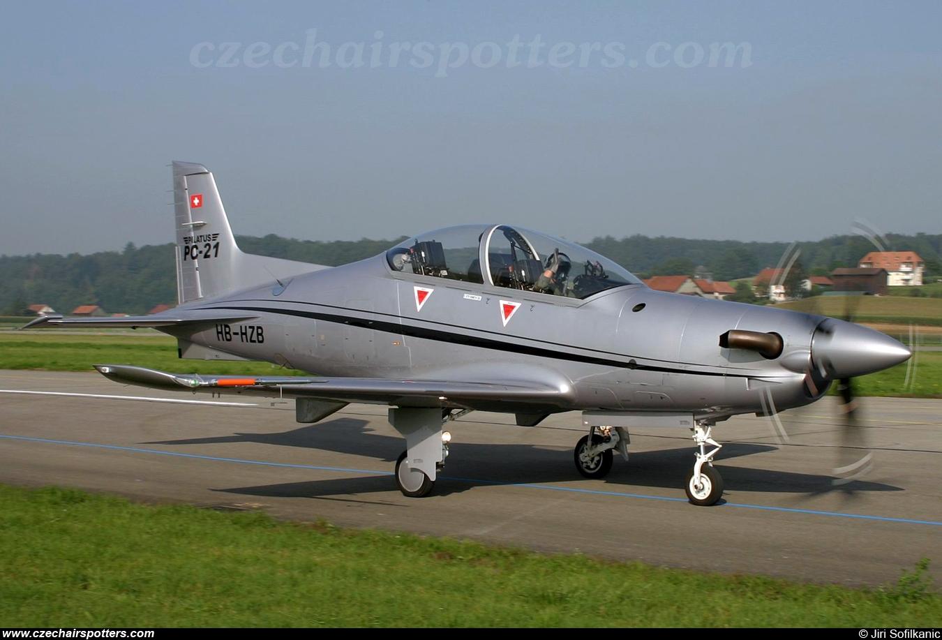 Pilatus aircraft – pilatus aircraft pilatus pc 21 hb hzb